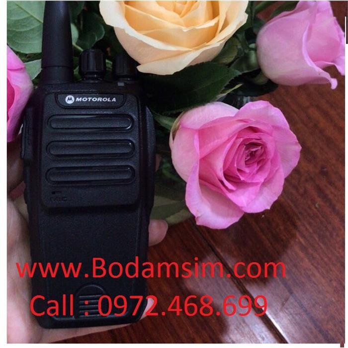 Bộ đàm Motorola CP 3218