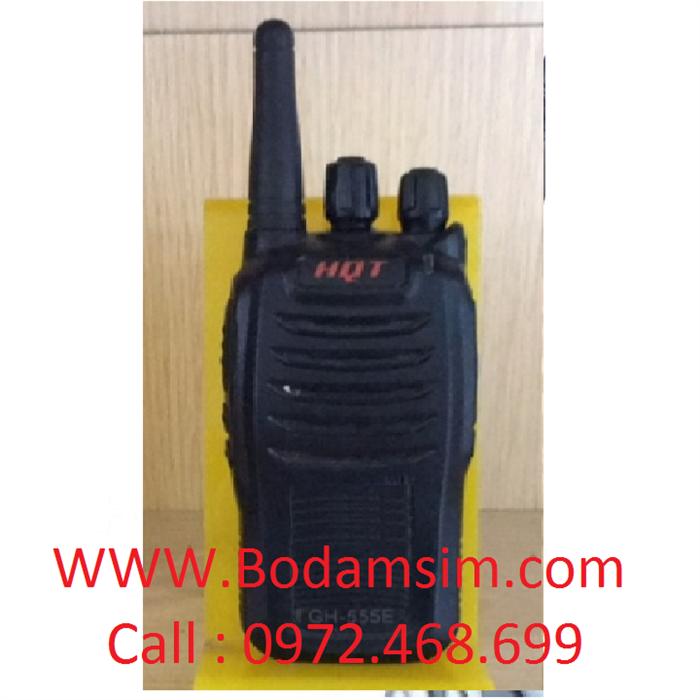 Bộ Đàm 3G GH-555W