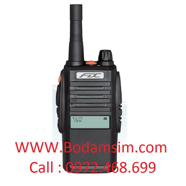 BỘ ĐÀM  FEIDAXIN SIM 3G FD- 858
