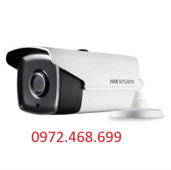 CAMERA HD-TVI HIKVISION HIK-16S1T-IT5