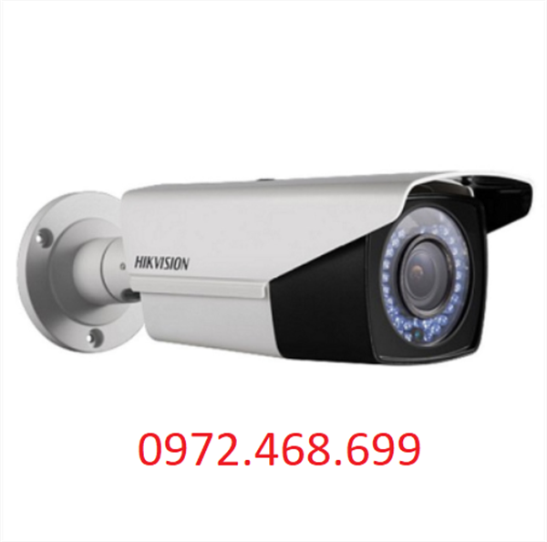 CAMERA HD-TVI HIKVISION HIK-16D6T-IT5