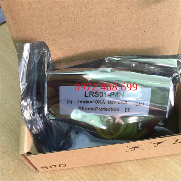 Thiết bị chống sét điện thoại LRS01-P4H